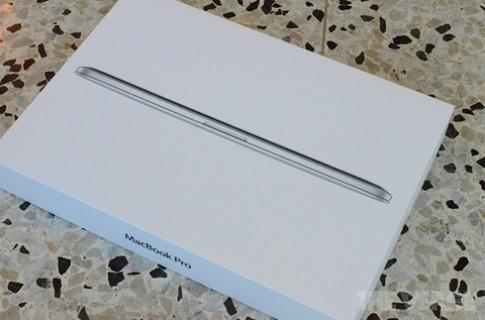 Anh thuc te MacBook Pro Retina