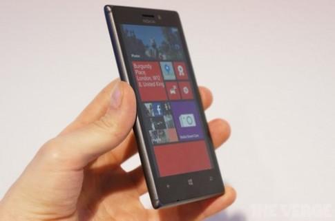 Anh thuc te Nokia Lumia 925