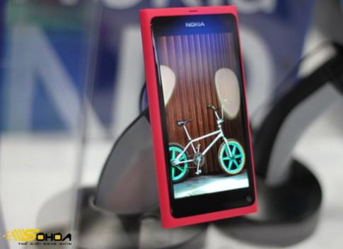 Anh thuc te Nokia N9
