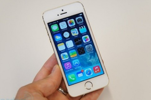 Anh, video thuc te iPhone 5S va iPhone 5C