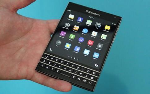 BlackBerry Passport se ban tai Viet Nam sau ngay 29/9