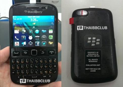 BlackBerry sắp ra smartphone chạy hệ điều hành cũ