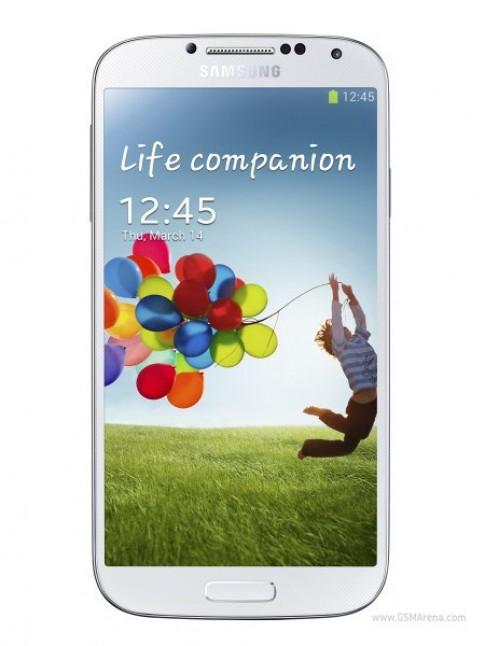 Bo anh chinh thuc Galaxy S4