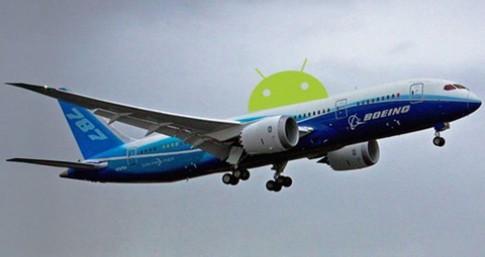 Boeing chuan bi ra mat smartphone Android