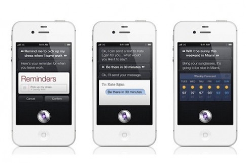 Cai dat Siri cho cac thiet bi chay iOS 5