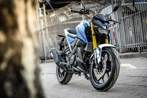 Cận cảnh Yamaha M-Slaz đầu tiên tại Hà Nội với giá hơn 100 triệu đồng