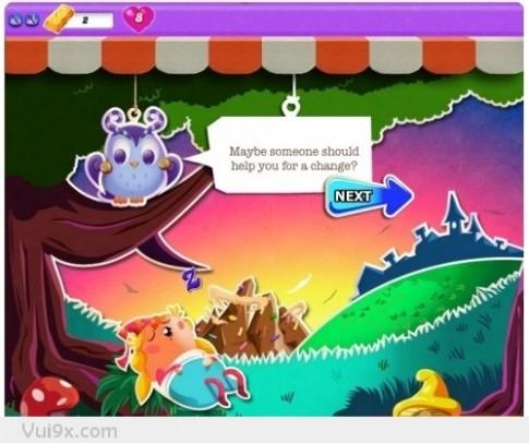 Candy Crush Saga dreamworld cho Android