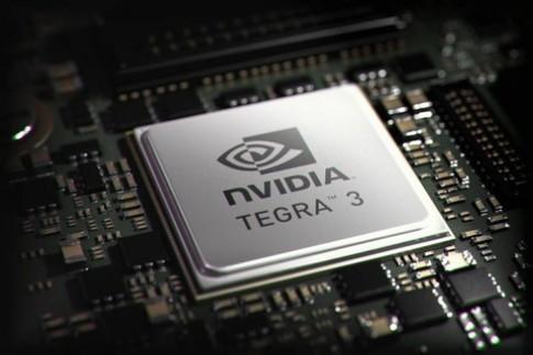 Chip Nvidia Stark manh gap 25 lan Tegra 3
