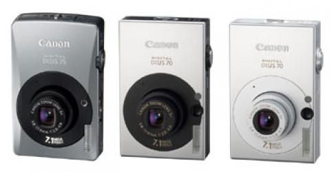 Chọn máy ảnh Canon IXUS