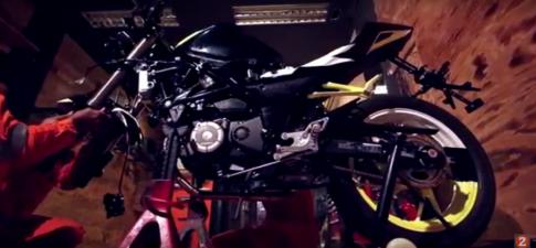 [Clip] Honda CBR150R 2016 tung ra 3 phiên bản độ chính hãng