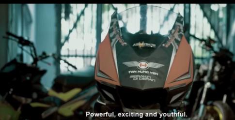 [Clip] Ý tưởng Exciter 150 độ phong cách Yamaha R1