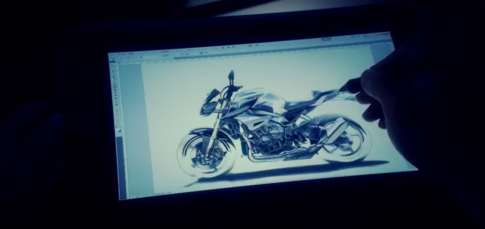 [Clip] Yamaha MT-10 Y tuong thiet ke ve The King of MT