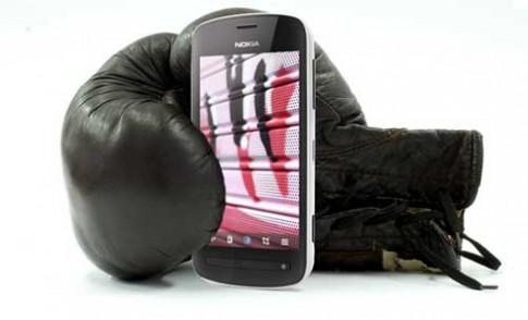 'Cuoc chien' smartphone tai MWC 2012