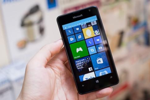 Danh gia Lumia 430 - smartphone gia re nhu dien thoai co ban