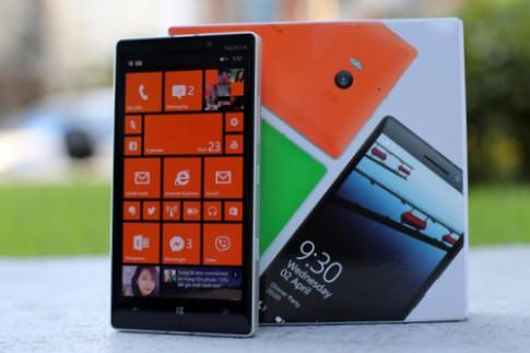 Danh gia Lumia 930 - chiec Windows Phone hap dan