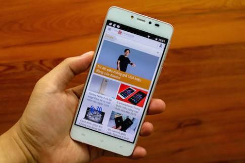 Danh gia Q Glam – smartphone thoi trang tam trung