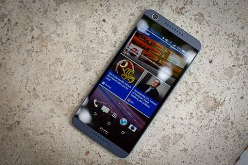 Desire 626G Plus - smartphone dang dep, gia hop ly tu HTC