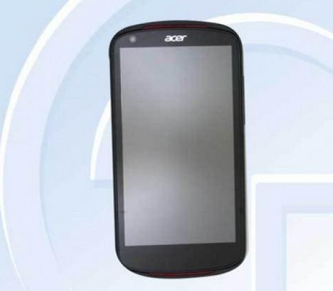 Điện thoại Android Jelly Bean đầu tiên của Acer lộ diện