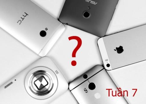 Dien thoai Sony, Asus va Huawei giau mat do camera