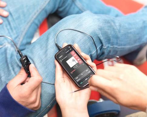 Dien thoai Symbian S60 cam ung