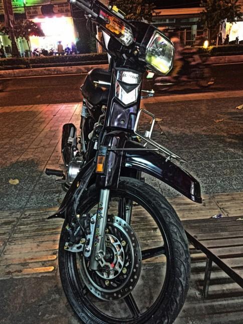 Dream full option biker 71
