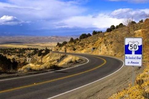 Đường cao tốc cô độc nhất nước Mỹ