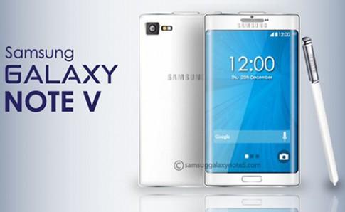 Galaxy Note 5 man hinh cong se ra mat dau thang 9