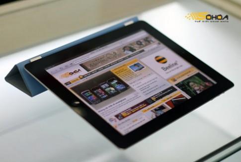Gia iPad 2 tai VN co the giam toi 2 trieu