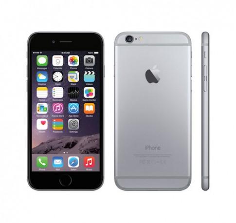 Gia iPhone 6 chinh hang cua FPT tu 17,8 trieu dong