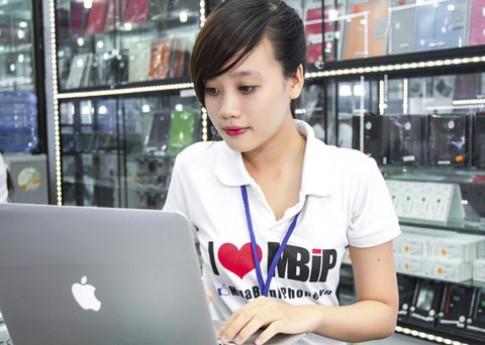 Gia Macbook va iPad co xu huong giam