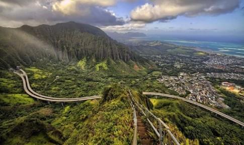 Haiku - nac thang len thien duong o Hawaii