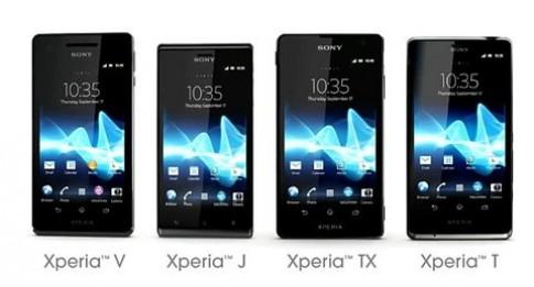Hieu nang cua Xperia T, TX va V loi kep 'danh bai' Galaxy S III loi tu