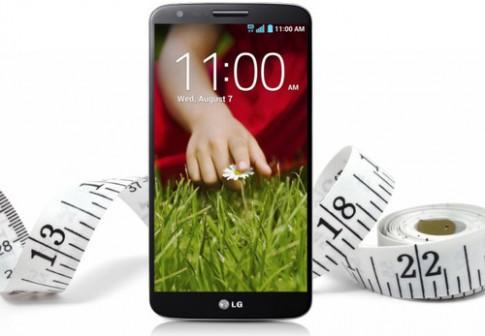 Hieu nang smartphone LG G2 qua mat Samsung Galaxy S4