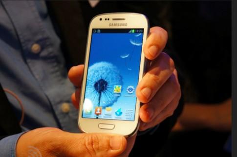 Hinh anh thuc te Samsung Galaxy S III Mini