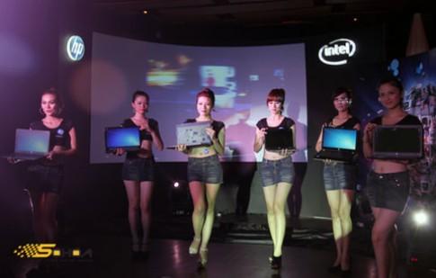 HP ra mat loat laptop 2011 tai VN