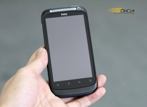 HTC Desire S chinh hang ve VN thang 5