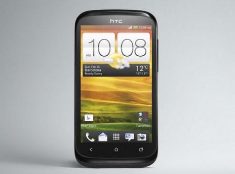HTC gioi thieu Desire X loi kep, gia tot tai IFA 2012