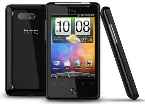 HTC gioi thieu Gratia cho chau Au