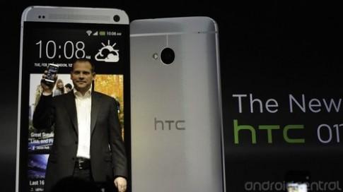 HTC One bi hoan ban vi thieu linh kien