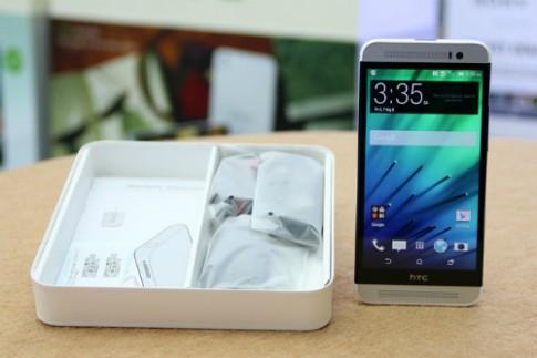 HTC One E8 quay lai thi truong voi ban 2 SIM, gia re mot nua
