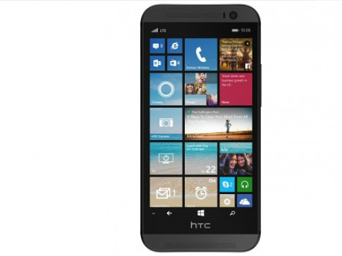 HTC One M8 chay Windows Phone sap ra mat