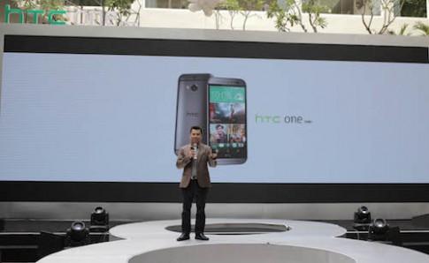 HTC One M8 ve Viet Nam dau thang 5, gia 16,8 trieu dong