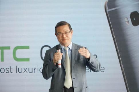 HTC One M9 ve Viet Nam gia 16,99 trieu dong