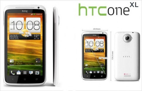 HTC One XL ban o Singapore tu thang 6