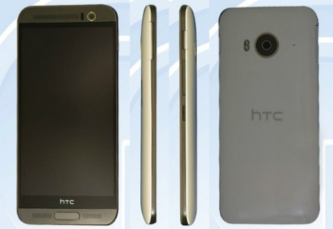 HTC ra them One M9 phien ban vo nhua, co cam bien van tay