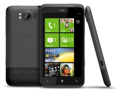 HTC ra Titan va Radar chay WP7 Mango