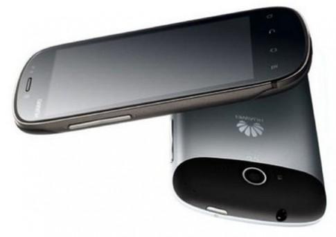 Huawei gioi thieu Vision chay chip 1GHz
