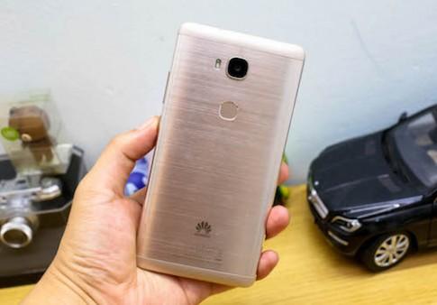 Huawei GR5 - smartphone tam trung dang gia