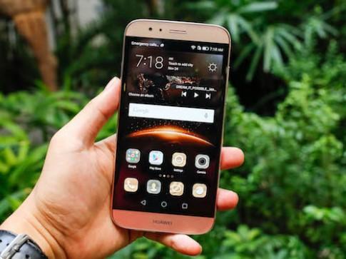Huawei ra G7 Plus cau hinh manh, gia 9 trieu dong