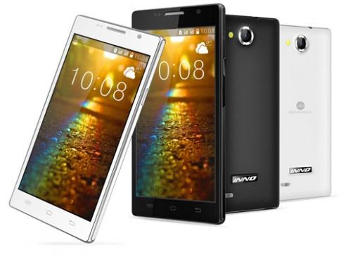 INNO Mobile ra mắt bộ đôi smartphone 3G mới